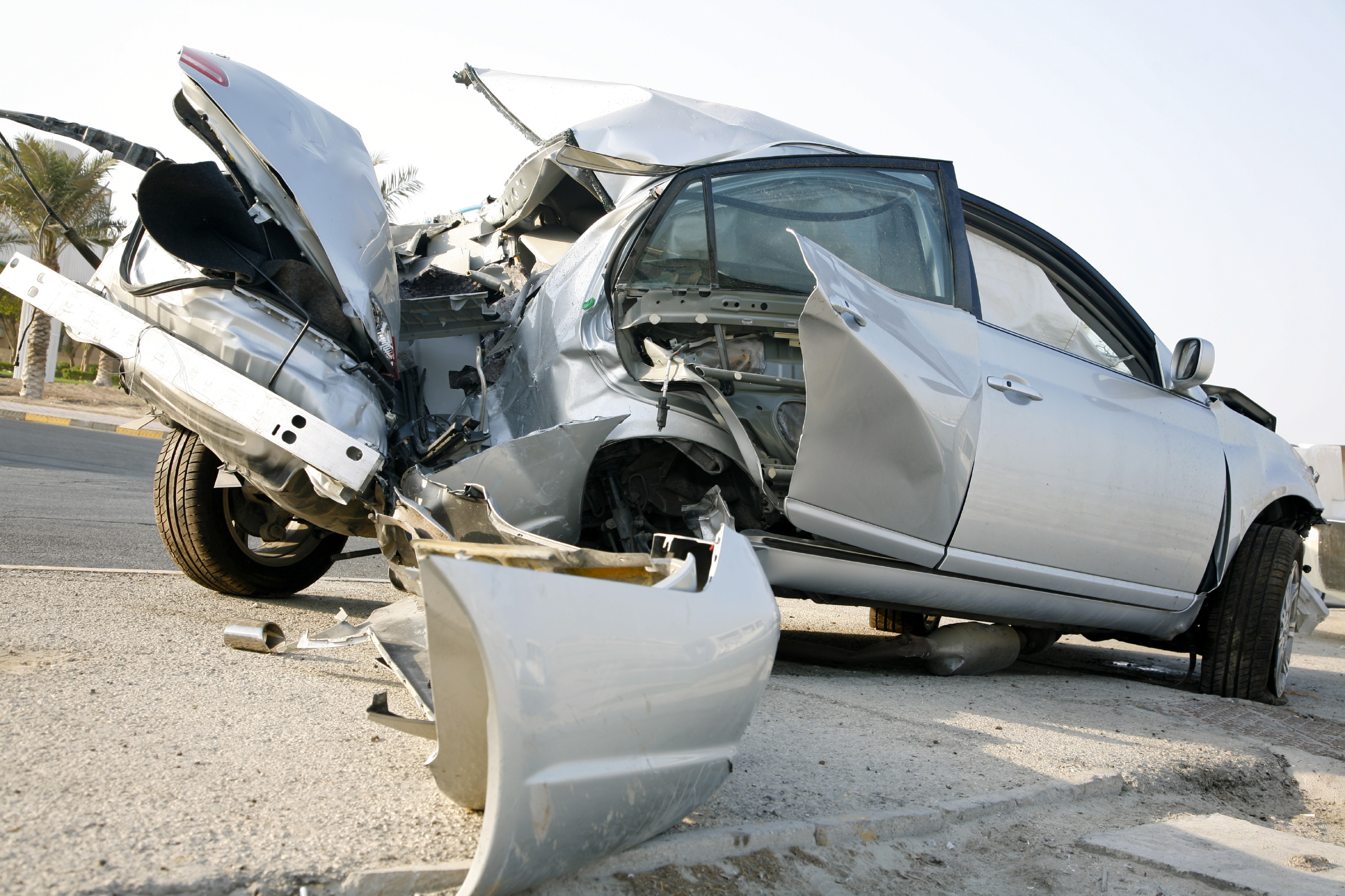 Vehicle Wrecks & Collisions