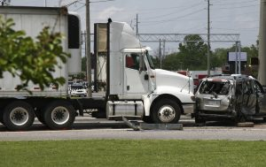 Truck Wrecks & Collisions