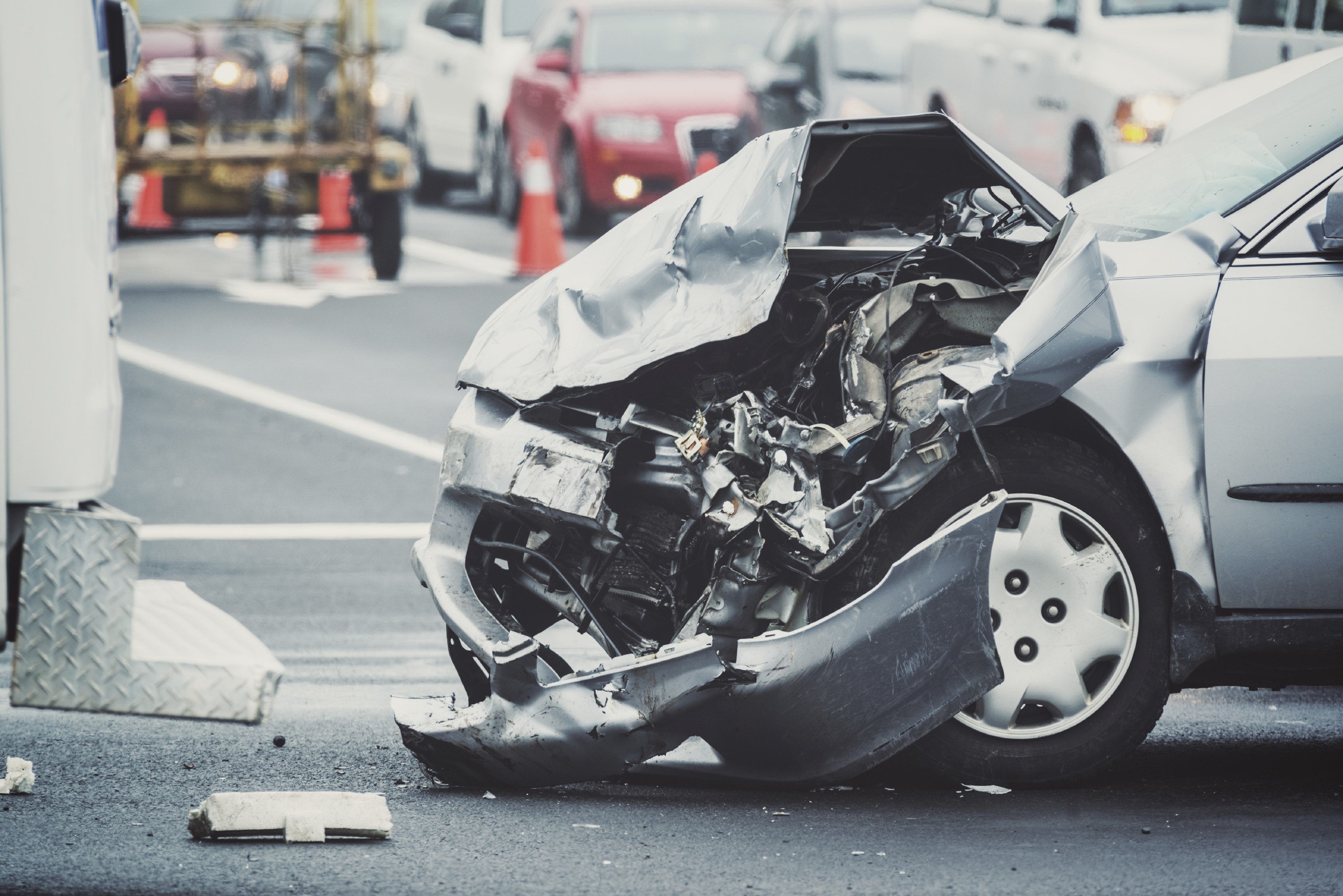 Car Wrecks & Collisions